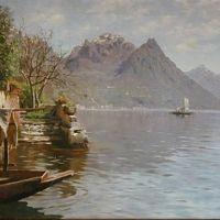 Monsted Gandria Lago Di Lugano