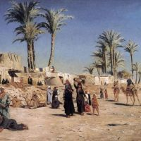Monsted In The Outskirts Of Cairo