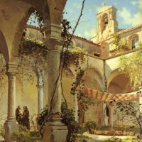 Monsted The Cloister Taormina