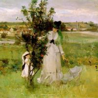 Morisot Berthe Cache-cache Hide And Seek