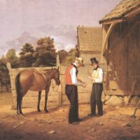 Mount William Sydney The Horse Dealers