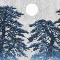Namiki Hajime Tree Scene 100 B