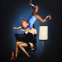 Ole Ahlberg Tintin - Falling Down