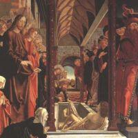 Pacher Michael The Resurrection Of Lazarus