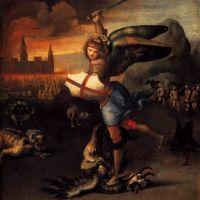 Raphael Saint Michael And The Dragon
