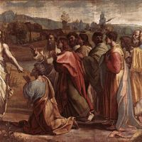 Raphael The Handing Over The Keys
