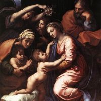 Raphael The Holy Family