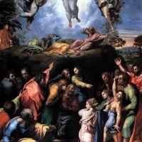 Raphael The Transfiguration