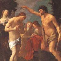 Reni Guido The Baptism Of Christ