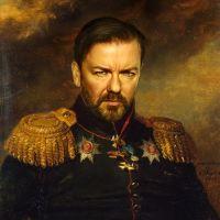 Ricky Gervais George Dawe Style