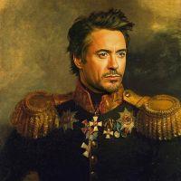 Robert Downey Jr George Dawe Style