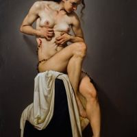 Roberto Ferri Amor Sacro - Sacred Love