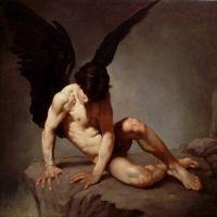 Roberto Ferri Angelo Caduto - Fallen Angel