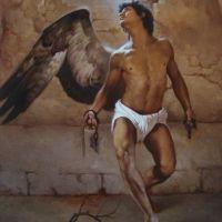 Roberto Ferri Angelo Prigione - Angel In Prison