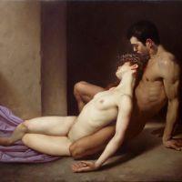 Roberto Ferri Il Sepolcro Degli Amanti - The Sepulcher Of Lovers