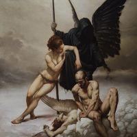 Roberto Ferri L Angelo La Morte E Il Diavolo - The Angel Death And The Devil