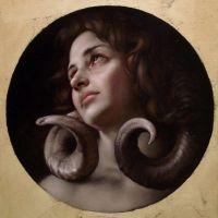 Roberto Ferri L Ombra Della Luna - The Shadow Of The Moon