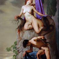 Roberto Ferri La Morte Della Sfinge - The Death Of The Sphinx