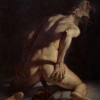Roberto Ferri La Nascita Del Male - The Birth Of Evil