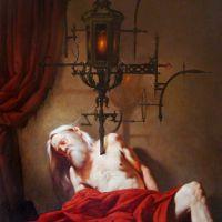 Roberto Ferri Languida Nostalgia Dell Ombra - Languid Nostalgia Of The Shadows