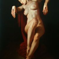 Roberto Ferri Santa Eulalia - Saint Eulalia