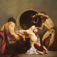 Roberto Ferri The Birth Of The Eclipse