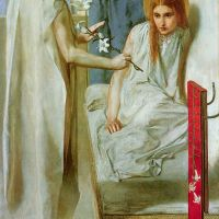 Rossetti Annunciation
