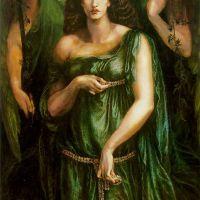 Rossetti Astarte Syriaca