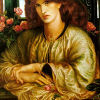 Rossetti La Donna Della Finestra