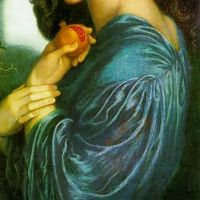 Rossetti Persephone