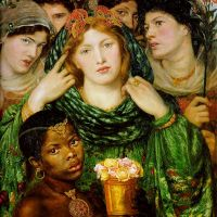 Rossetti The Beloved