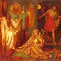 Rossetti The Return Of Tibullus To Delia