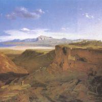 Rottmann Carl Sicyon And Corinth