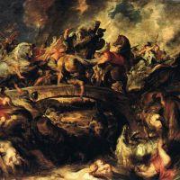 Rubens Battle Of The Amazons