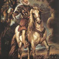 Rubens Duke Of Lerma