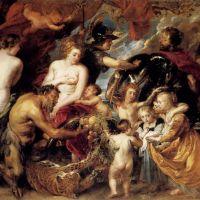 Rubens Peace And War