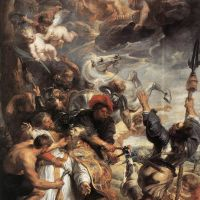 Rubens The Martyrdom Of St Livinus