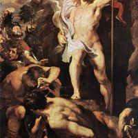 Rubens The Resurrection Of Christ