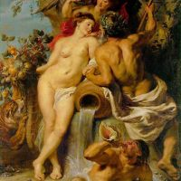 Rubens The Union Of Earth And Water