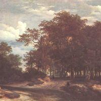 Ruisdael La Clairiere