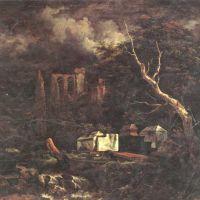 Ruisdael Le Cimetiere Hebraique