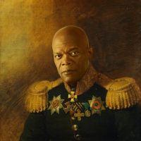 Samuel L Jackson George Dawe Style