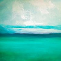 Sea Painting Abstract 11