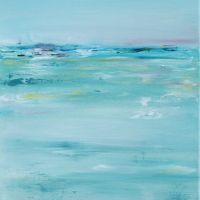 Sea Painting Abstract 12