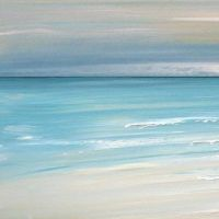 Sea Painting Abstract 13