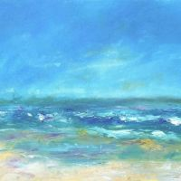 Sea Painting Abstract 15