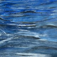 Sea Painting Abstract 17