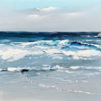 Sea Painting Abstract 2