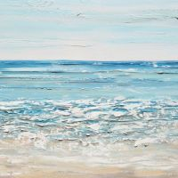 Sea Painting Abstract 3
