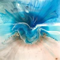 Sea Painting Abstract 8